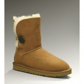 Bottes Ugg Classic Bailey Button 5803 Chataigne