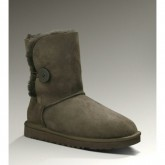 Bottes Ugg Classic Bailey Button 5803 Chocolat