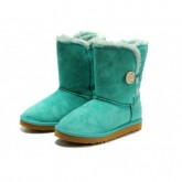 Bottes Ugg Classic Bailey Button 5803 Vert