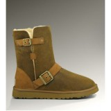 Bottes Ugg Classic Short Dylyn 1001202 Chataigne