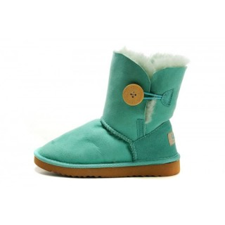 Marseille Ugg Bailey Button Enfants Bleu 5991