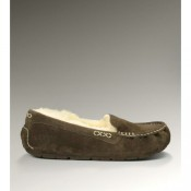 Ugg 3312 Ansley Chaussons Chocolat En