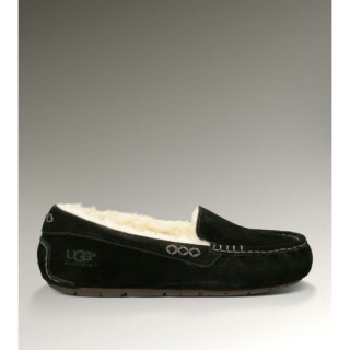 Ugg Ansley 3312 Chaussons Noir
