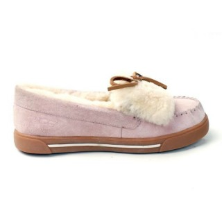 Ugg Australia Boutique Chaussures Plates 1872 Rose