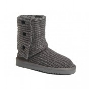 Ugg Avignon Classic Cardy Bottes 5819 Gris