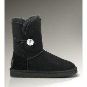 Ugg Bailey Button Bling Bottes 3349 Noir