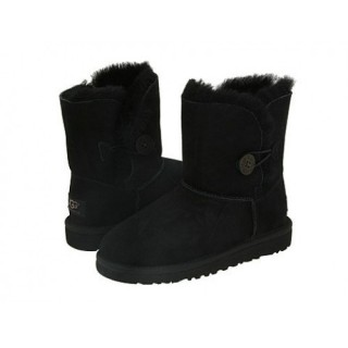 Ugg Bailey Button Enfants 5991 Noir