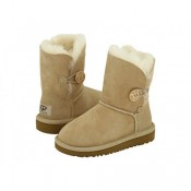 Ugg Bailey Button Enfants 5991 Sable
