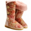 Ugg Bottes Bailey Button Triplet 1873 Rose