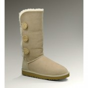 Ugg Bottes Bailey Button Triplet En Gros 1873 De Sable