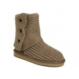 Ugg Classic Cardy Bottes 5819 Chataigne