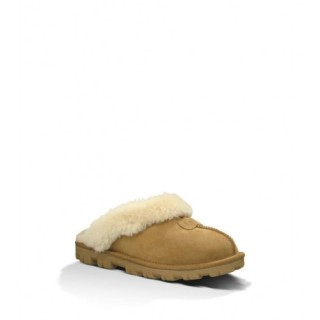 Ugg Coquette 5125 Chaussons Chataigne