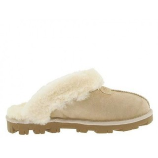 Ugg Coquette 5125 Chaussons Sable Sur