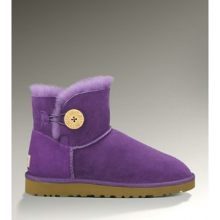 Ugg Femme Boutique Mini Bailey Button 3352 Violet