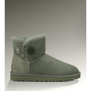 Ugg Femme Mini Bailey Button 3352 Gris