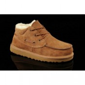 Ugg Homme Magasin Beckham Suede 5877 Chataigne