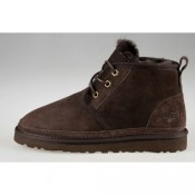Ugg Homme Neumel 3236 Chaussons Chocolat Sur