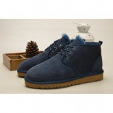 Ugg Homme Neumel 3236 Chaussons De Noel Marine Catalogue