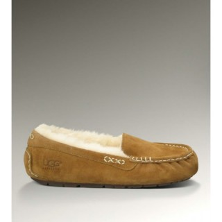 Ugg Magasin 3312 Ansley Chaussons Chataigne 2017