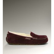 Ugg Magasin De 3312 Ansley Chaussons Vin Rouge