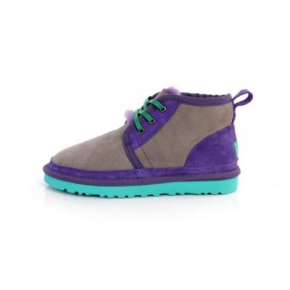 Ugg Neumel Colorful 3236 Chaussons Gris