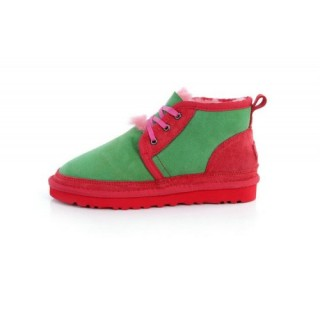 Ugg Neumel Colorful 3236 Chaussons Vert