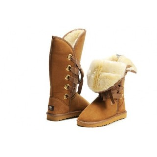 Ugg Roxy Grand 5818 Bottes Chestnut