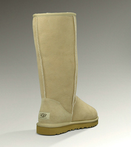 Gros UGG Bottes Femmes Classic Tall 5815 Sable