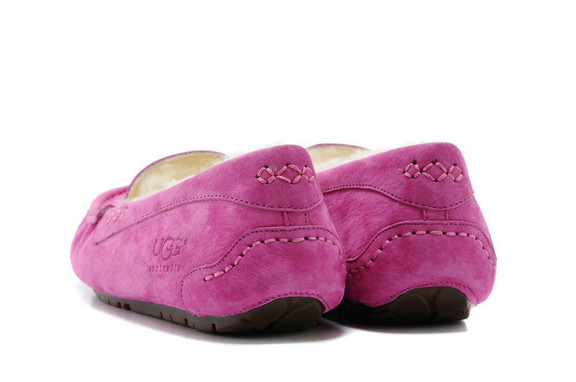 Outlet UGG Ansley 3312 chaussons Rose usine