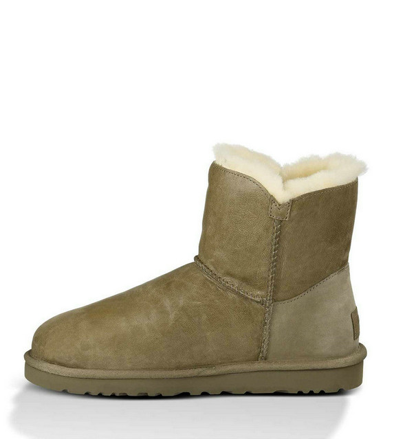 UGG Bailey Bow Mini Cristal 1004948 Beige Cheap Sale