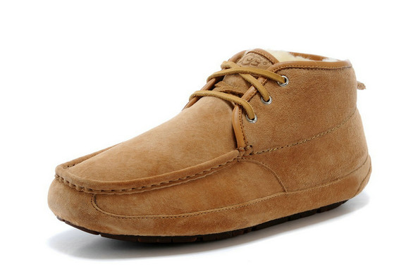 UGG Australia hommes Lyle-Suede 1003526 chataignier Vente