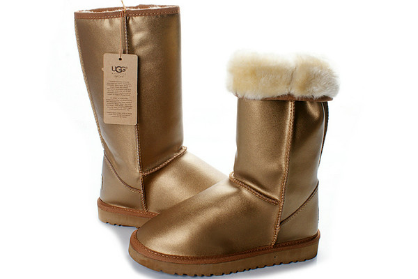 Ugg Classique Bottes 5812 Or