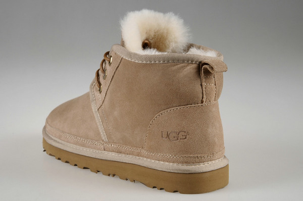 Outlet UGG Hommes Neumel 3236 chaussons sable usine
